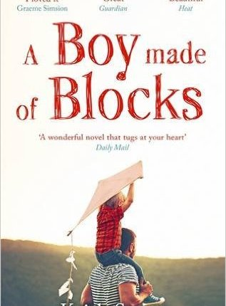 Reblog: A Boy Made of Blocks by Keith Stuart – Reviewed by The Quiet Knitter