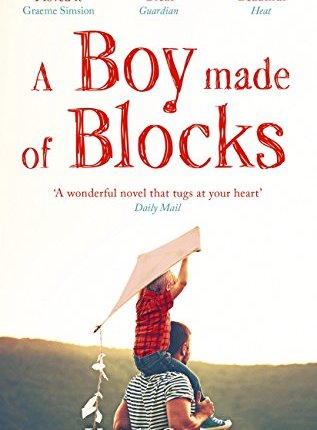 Reblog: A Boy Made of Blocks by Keith Stuart – Reviewed by IF ONLY I COULD READ FASTER