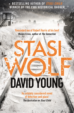 Reblog: Stasi Wolf by David Young – Reviewed by #northern #crime