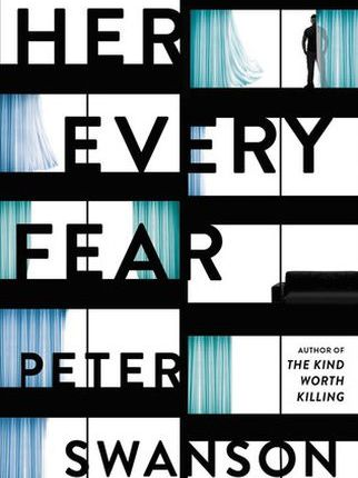Reblog: Her Every Fear by Peter Swanson – Reviewed by Barbara Copperthwaite
