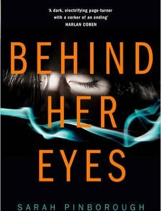 Reblog: Behind Her Eyes by Sarah Pinborough – Reviewed by THE BOOK REVIEW CAFÉ