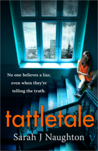 Reblog: Tattletale by Sarah J Naughton – Reviewed by Cleopatra Loves Books
