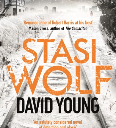Reblog: Stasi Wolf by David Young – Reviewed by THE BOOK REVIEW CAFÉ