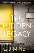 GJ Minett - Hidden Legacy cover