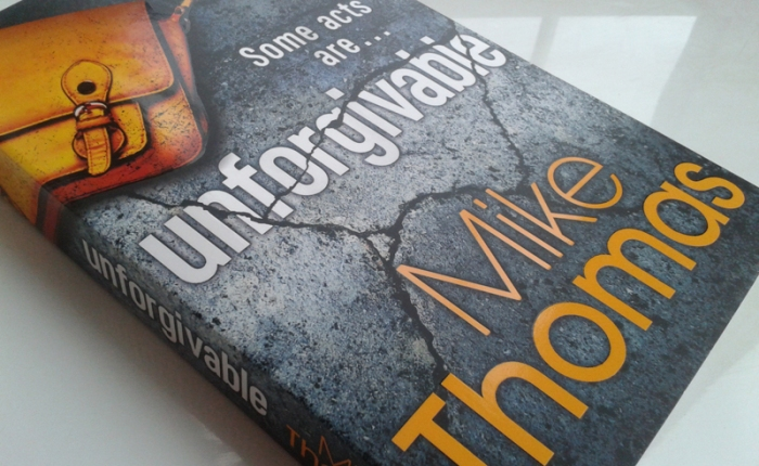 Book Review: Unforgivable by Mike Thomas – Reviewed by Little Bookness Lane