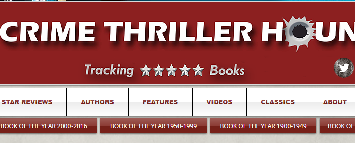 Unforgivable Blog Tour – Crime Thriller Hound: The Films and TV That Inspired'Unforgivable'